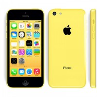 Apple iPhone 5C 16gb Yellow - ЗАРЯДНИК66.РФ